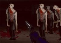 tir, tireur, tirer, action, zombie, mort vivant, arme, âme perdue, rec