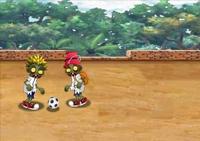 sport, football, zombie, foot