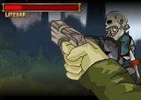 tir, tireur, tirer, action, zombie, mort vivant, gore