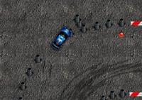 rallye, voiture, course, circuit,