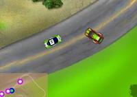 conduite, course, véhicule, pilotage, circuit, rally, voiture