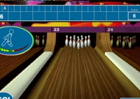 sport, bowling, adresse, quilles, spare, strike, carreaux