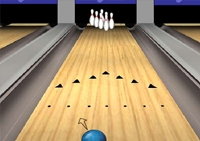 Bowling, quilles, adresse, strike, spare, carreaux, sport