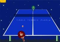 Mario, Luigi, ping-pong, tennis de table, balle, sport, pongiste