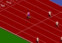 Jeux olympiques, sprint, 100m, sport, athlétisme, courir, coureur