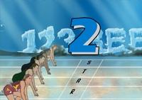 sprint, sport, aquatique, courir, athlétisme, sprinteur, sportif, coureur
