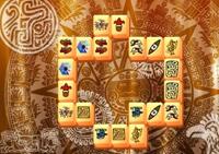 mahjong, observation, mah-jong, aztèques, aztec