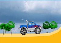 nitroglycérine, conduite, pilotage, course, monster truck, monster car, tout terrain, 4x4