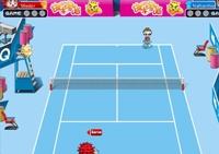 Tennis,raquette, balle, revers, match, sport, manga, sportif, tennisman