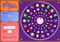 bejeweled, roulette, gemme, pierre précieuse, série de 3, série de trois