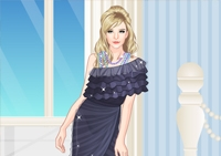 fille, stylisme, habillage, princesse, dress up, relooking