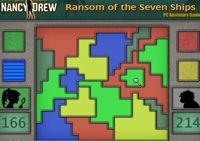 Nancy Drew: Ransom of the Seven Ships minigame