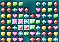 Gemmes, bijoux, serie de 3