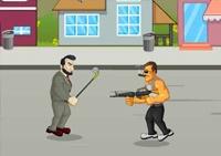 tir, tireur, tirer, action, fusil, couteau, mafia, arme, Gomorra, Camorra, parrain