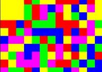 Réflexion, couleur,
