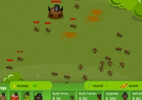stratégie, guerre, insectes