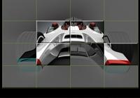 puzzle, voiture, formule 1