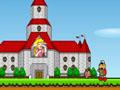 Mario, tirs, château, combat,nintendo