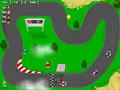 Mario, karting, course, rallye, piste, pilote, kart