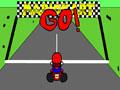 course, karting, Mario, Mariokart, kart