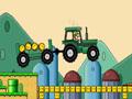 tracteur, Mario,  pilote, conduite, pilotage, nintendo