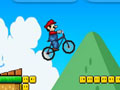 BMX, Freestyle, Mario, sport, bicyclette, vélo
