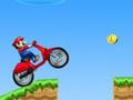 scooter, Mario, pilote, conduite, vespa, scoot, 2 roues