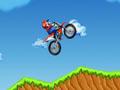 moto, Mario, pilote, conduite, moto-cross, 2 roues