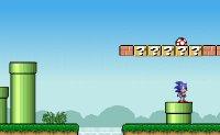 Sonic, séga, Mario, hedgehog