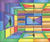 cube, prison, énigme