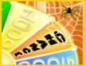 argent, halloween, chance, roue de la fortune