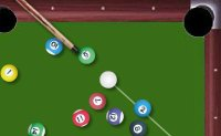 sport, adresse, billard, pool