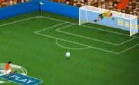 touche, ballon, buteur, attaquant