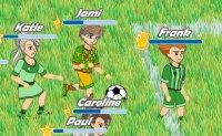 équipe, football, soccer, ballon