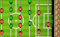 Babyfoot, goal, ballon, kicker