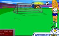 tir au but, goal, balle, football