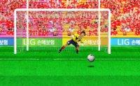 gardien de but, goal, tir au but, soccer