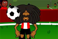 jonglage, foot, jongleur, soccer
