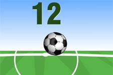 jonglage, foot, sport, balle