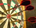 Fléchettes, adresse, sport, darts, 501 double out, 301 double out, cricket