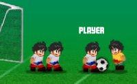 équipe de foot, but, foot, soccer