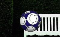 soccer, jonglage, ballon, footballeur