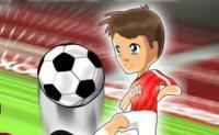 foot, gardien de but, ballon, goal