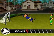 Soccer, goal, défenseur, footballeur