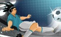 foot, terrain, équipe, soccer