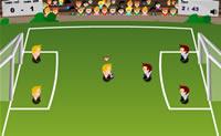 soccer, ballon, équipe, footballeur