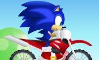 Sonic, motocross, moto, aventure