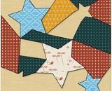 puzzle, patchwork, couturière