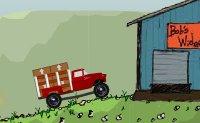 camions, camionneur, transporteur, chauffeur livreur