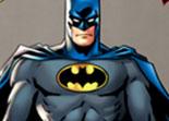 Batman, objets cachés, chrono, héro, chauve souris